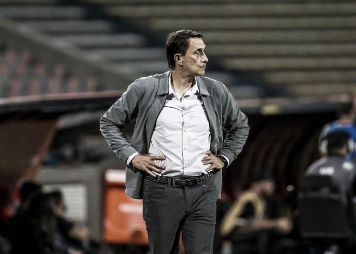 Nacional vuelve a probar el fracaso de la mano de Alexandre Guimarães