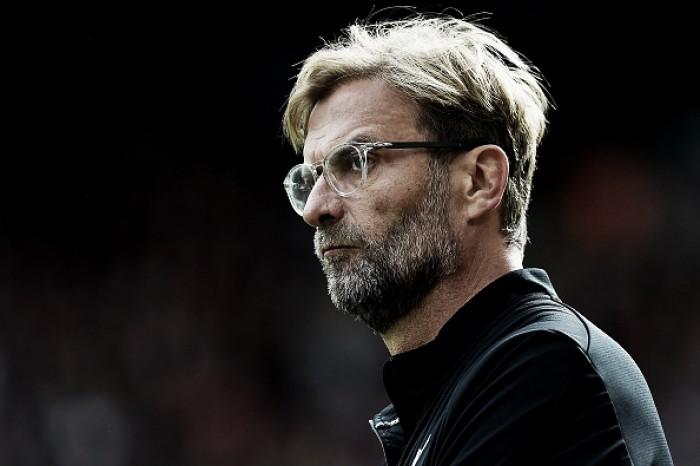 Jürgen Klopp admite frustração com empate e fala sobre readaptação de Philippe Coutinho