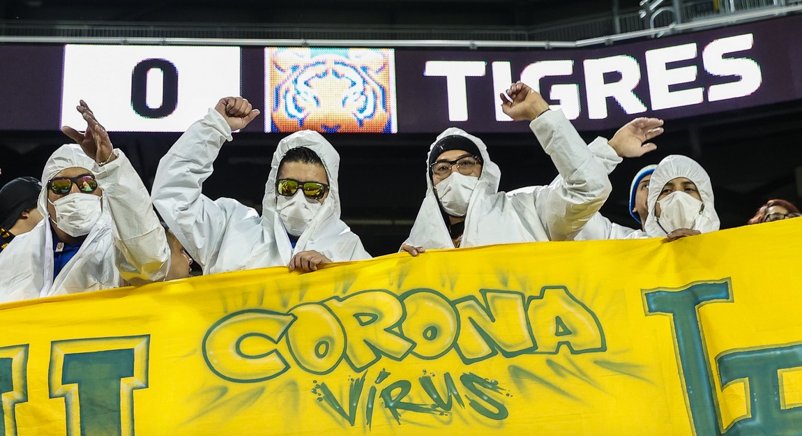 LAFC vs Cruz Azul suspended amongst COVID-19 crisis