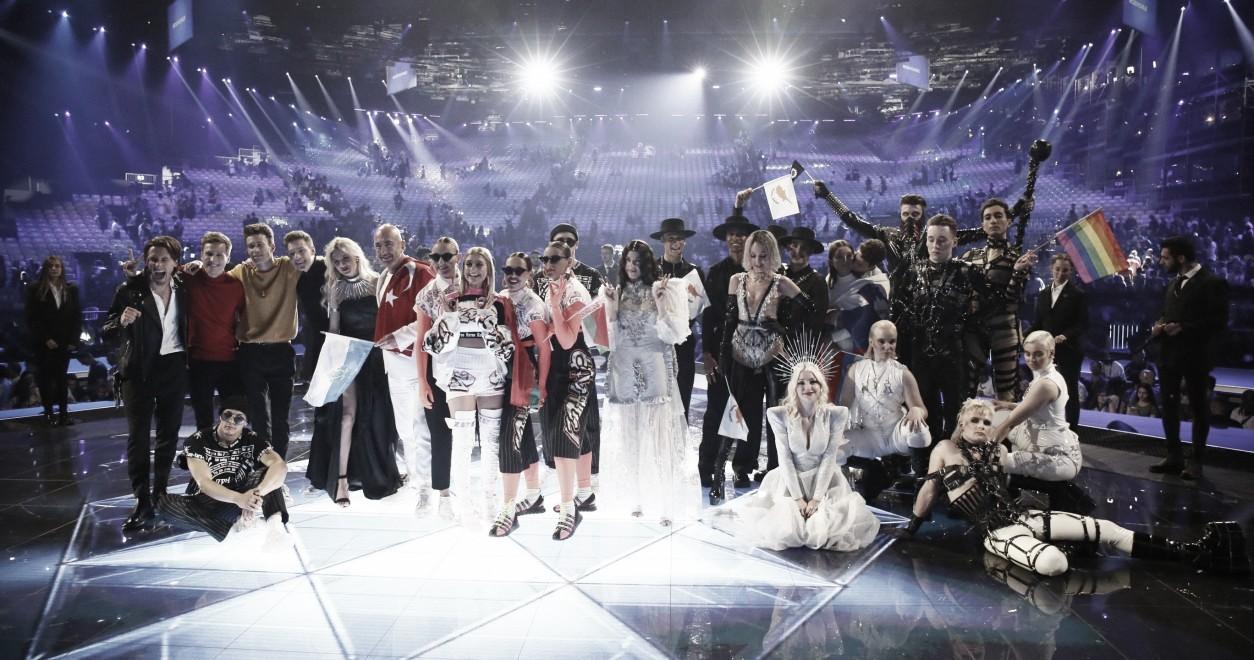 Eurovision 2019: Una primera semifinal sorprendente en todos los sentidos
