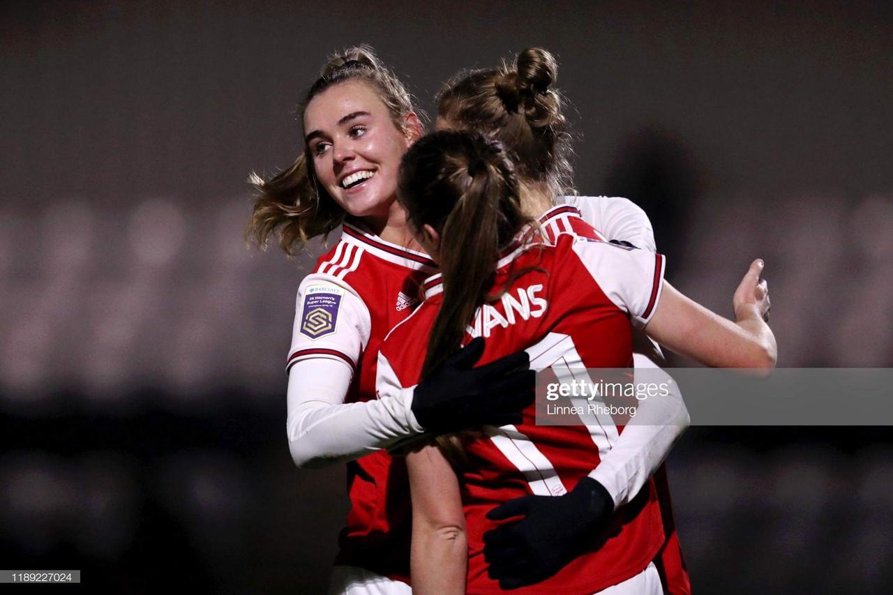 Arsenal Women vs Bristol City Women: Match Preview