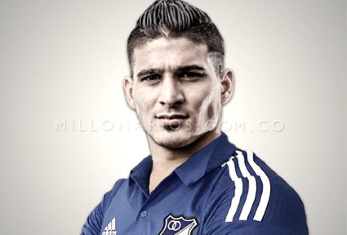 Kouffaty jugará en el Millonarios FC