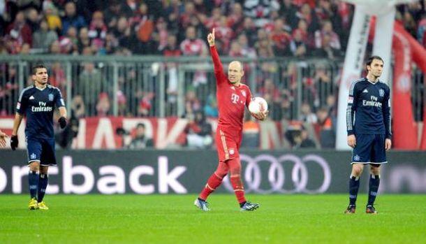 Live Bayern Monaco - Amburgo, Bundesliga in diretta