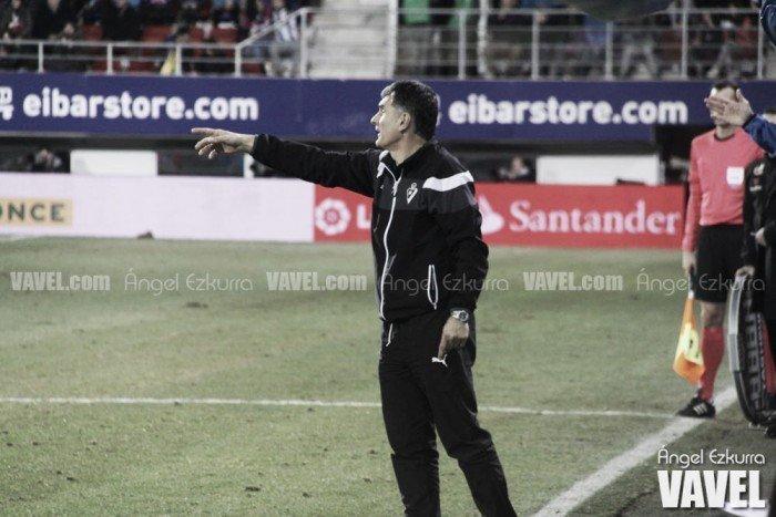 "Mendilibar: ""Hemos sido capaces de aguantar hasta el final"""