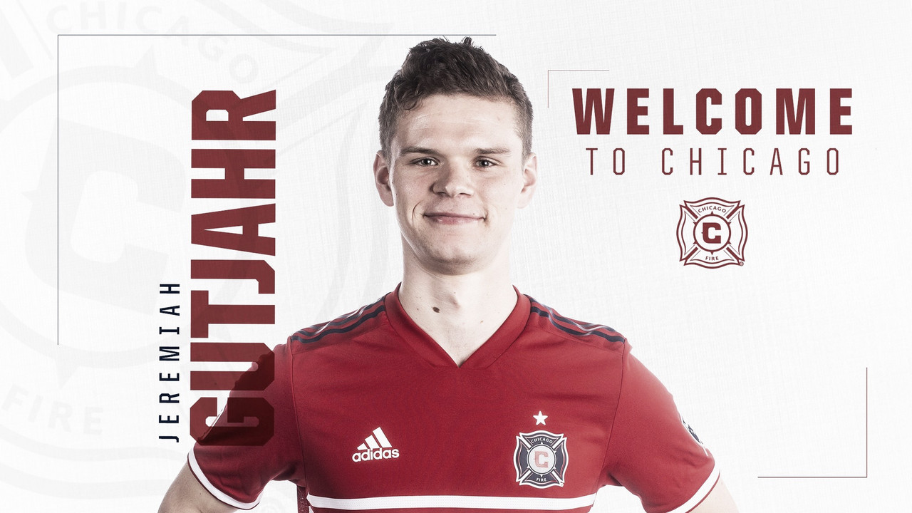 Nuevo Homegrown Player para Chicago