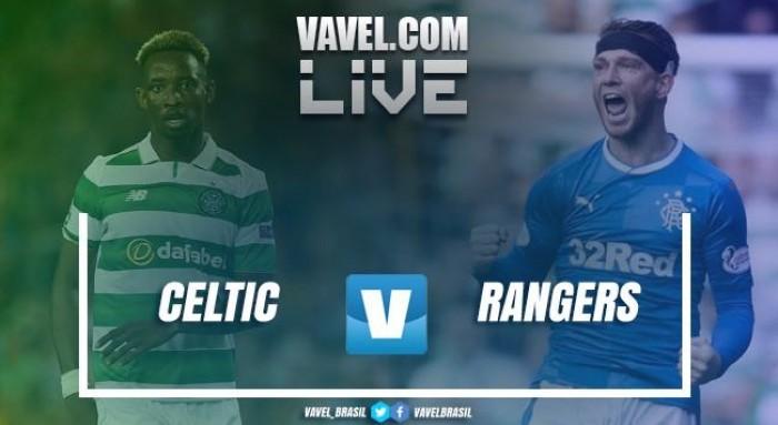 Resultado Celtic x Rangers na Scottish Premiership (1-1)