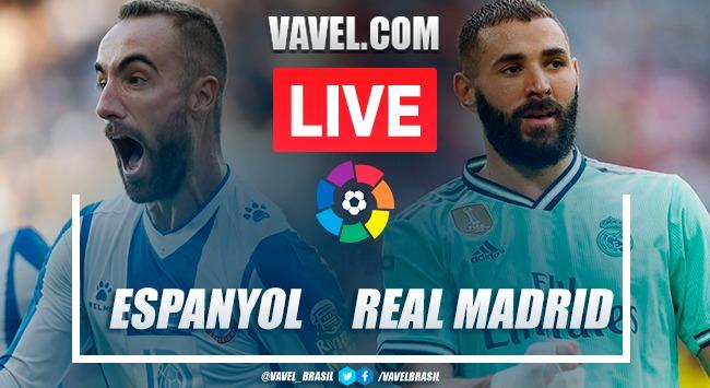 Gols e melhores momentos Espanyol 0x1 Real Madrid pela LaLiga 19-20