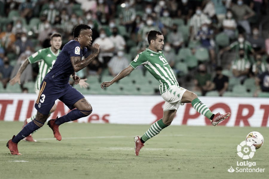 Real Betis Balompié - Real Madrid: puntuaciones del Real Betis, 3ª jornada de LaLiga Santander