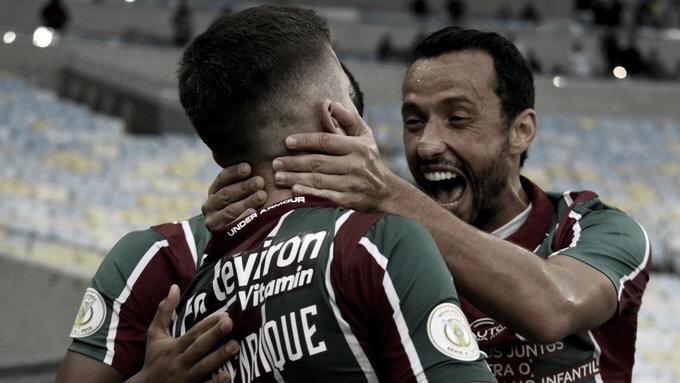 Fluminense bate Grêmio no Maracanã e se mantém fora da zona de rebaixamento