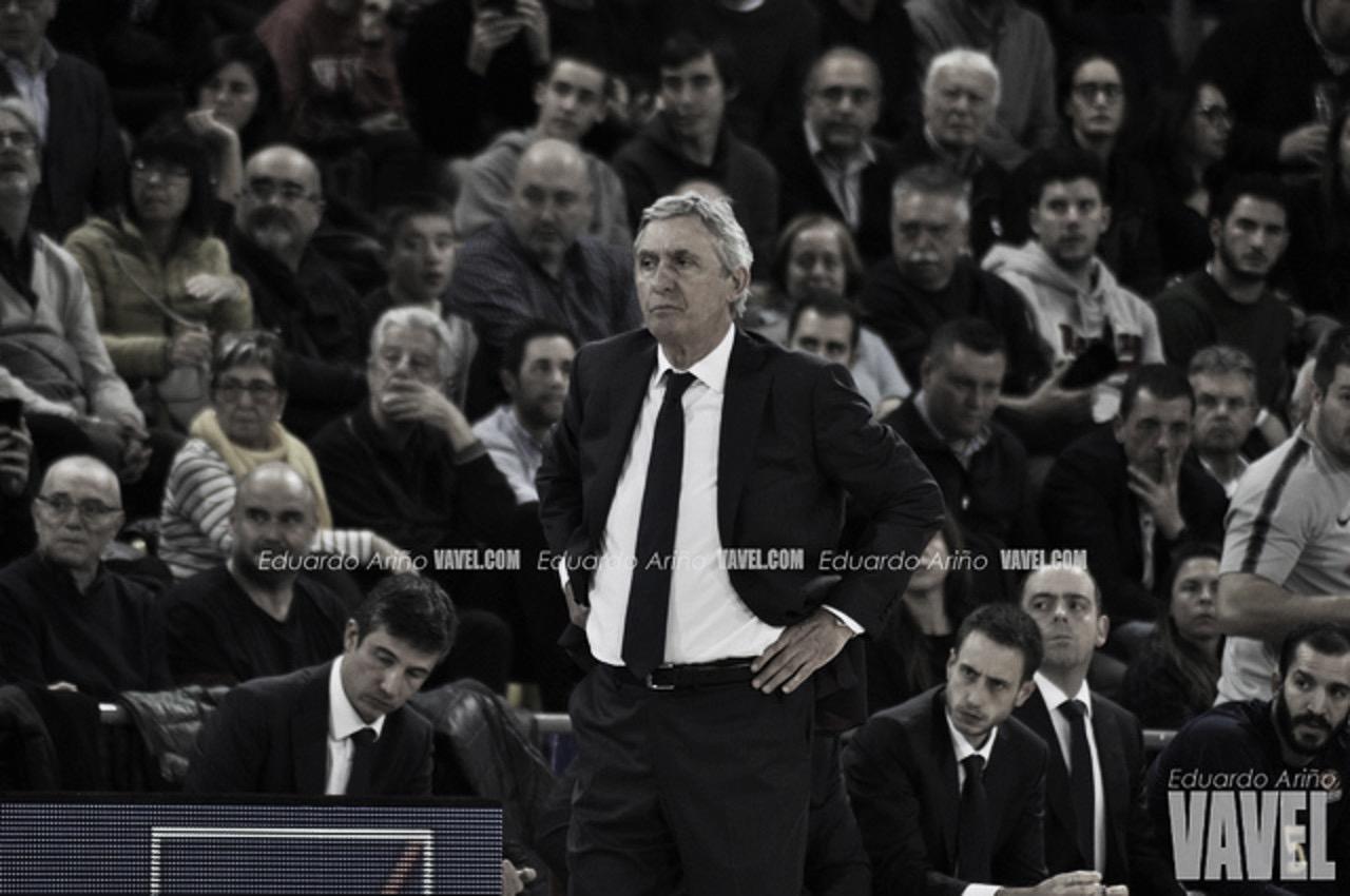 Pesic, destituido como entrenador del Barça