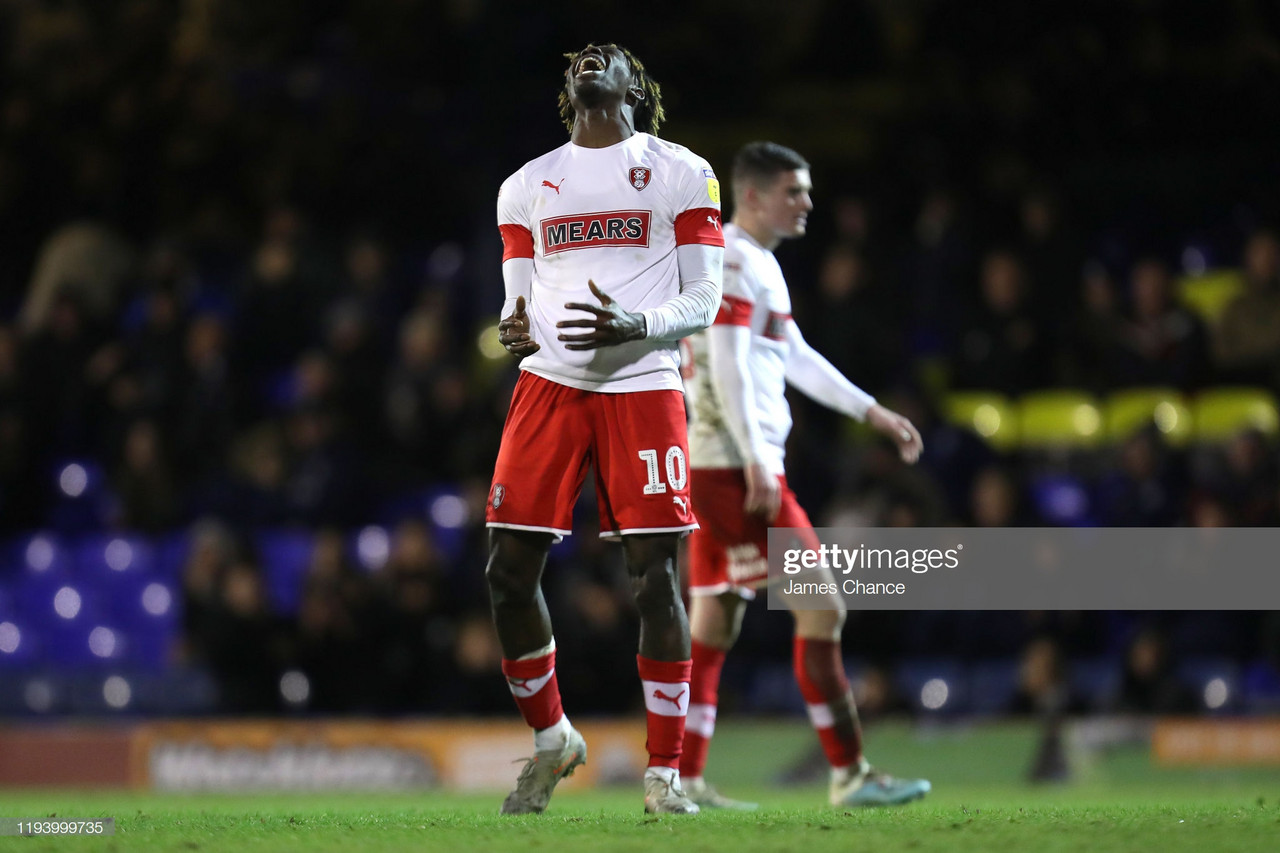 The Warm Down: Wasteful Rotherham lose League One top spot
