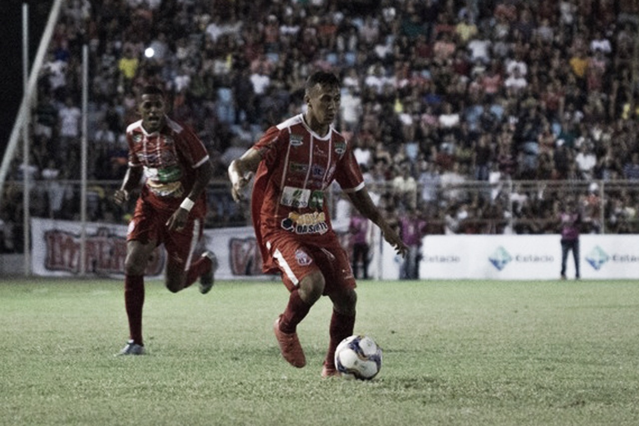 Atacante Marquinhos Bala é oficializado pelo Águia de Marabá