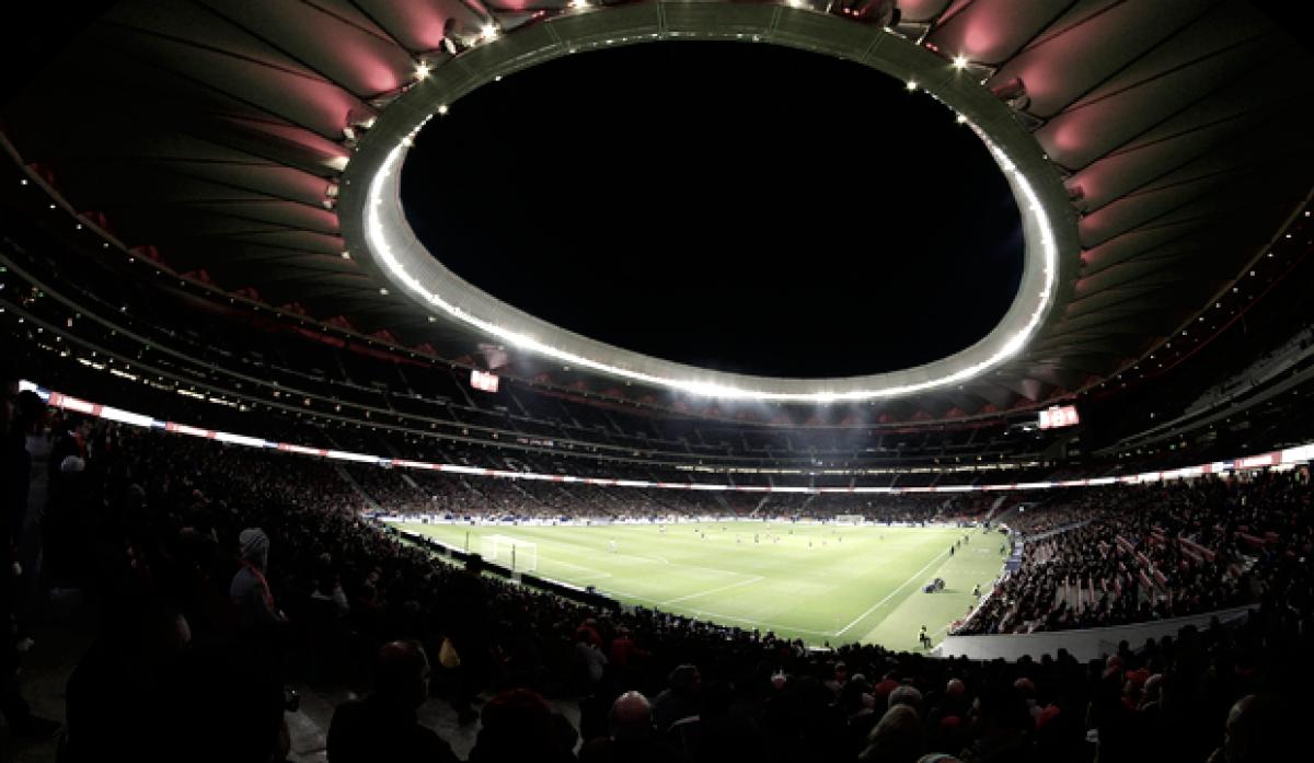 El Atlético de Madrid acumula ocho partidos con la portería a cero en el Metropolitano