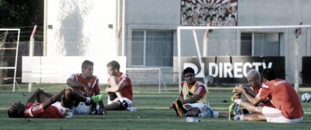 Ensayo y concentración con la mira puesta en la Copa