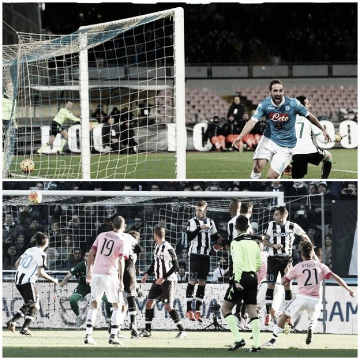 Dos goleadores sueltos en Italia