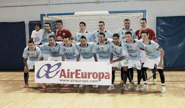El Uruguay Tenerife vence al Virgili y afronta un torneo en Jaén