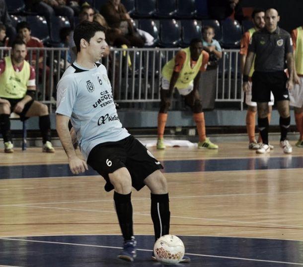 Uruguay Tenerife lucha hasta el final