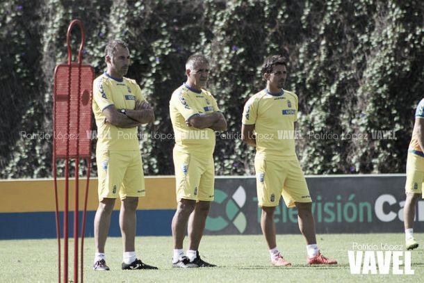 """Paco Herrera: """"Me conformo con ganar en casa y empatar fuera"""""""