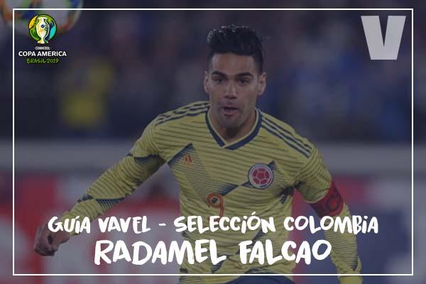 Guía VAVEL, cafeteros en la Copa América 2019: Radamel Falcao García