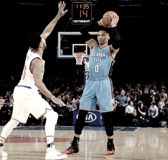 Resumen NBA: Histórico Westbrook
