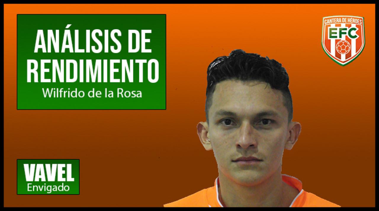 Análisis naranja 2018-II: Wilfrido De La Rosa