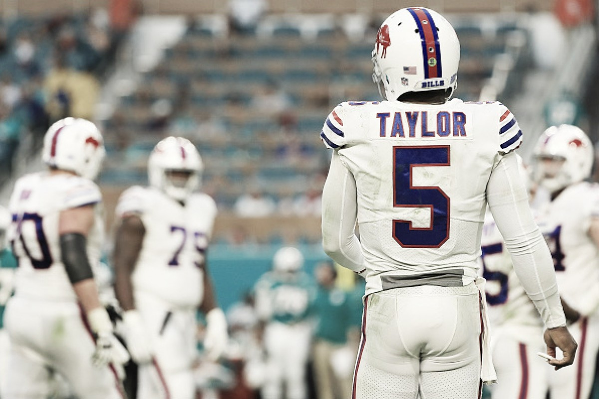 Cleveland Browns recebe QB Tyrod Taylor e mandam DeShone Kizer para os Packers