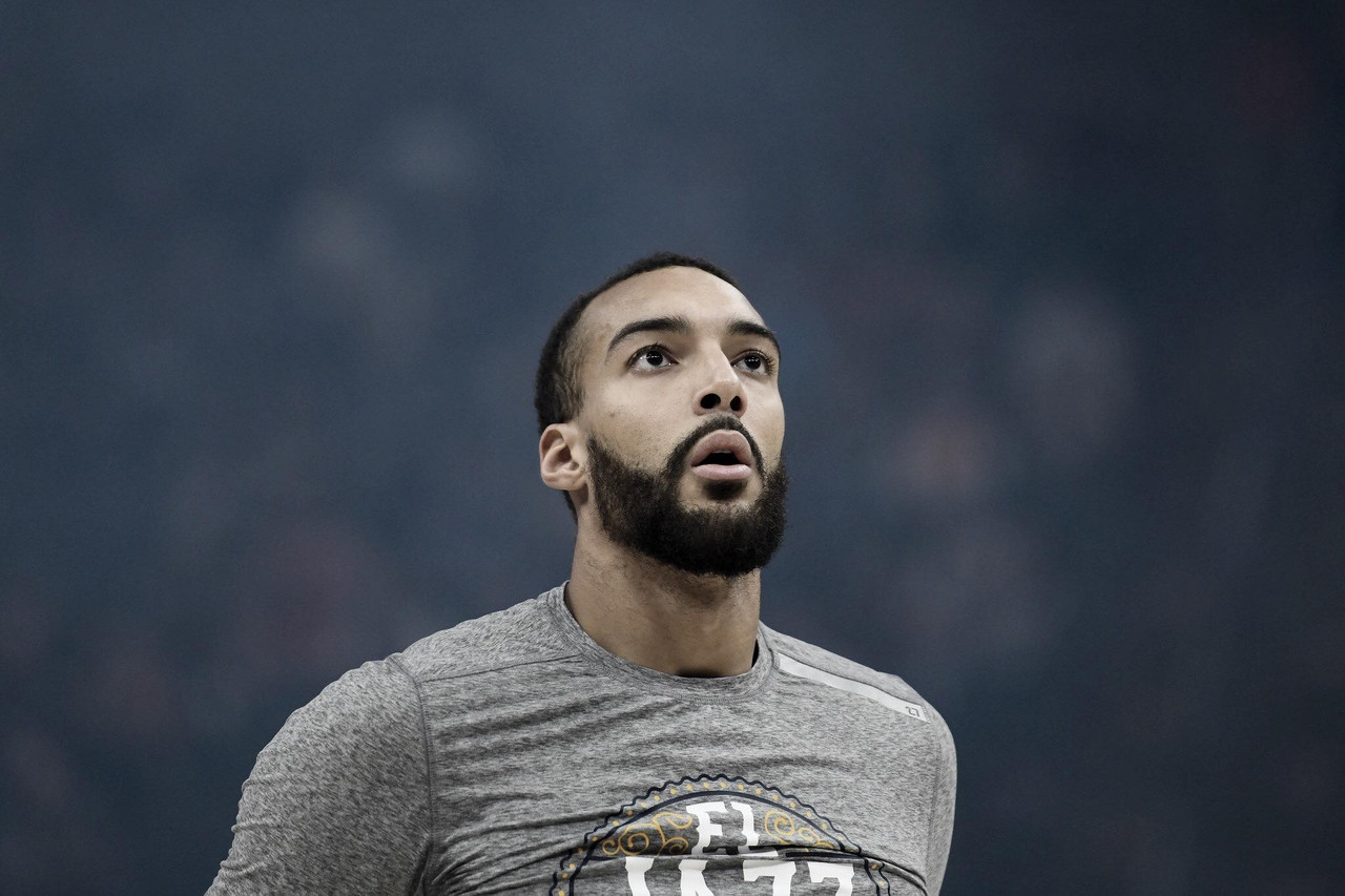 Gobert's action that may get reporters infected