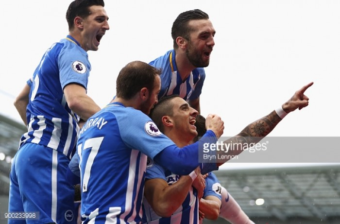 Brighton players rated in draw against Bournemouth