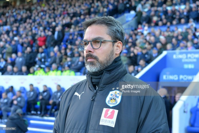 "David Wagner ""gutted"" as Huddersfield Town routed by Leicester City"