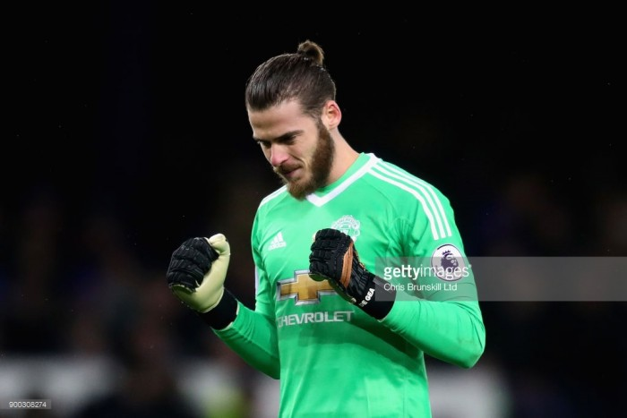 Manchester United to offer David de Gea new long-term contract, Jose Mourinho reveals