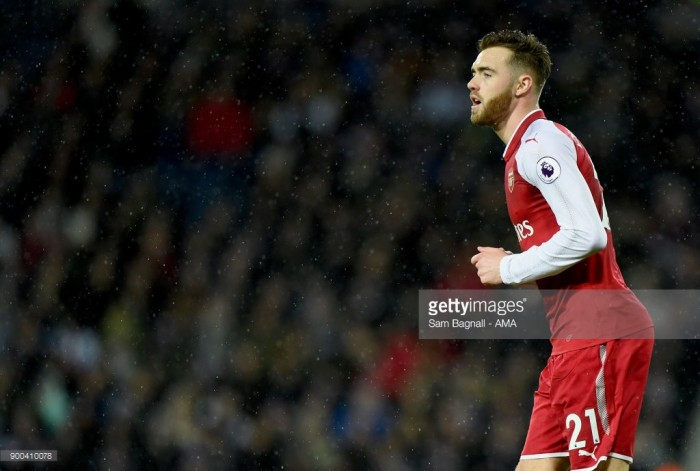 Opinion: Calum Chambers' Arsenal career revived, following a period of uncertainty at the club