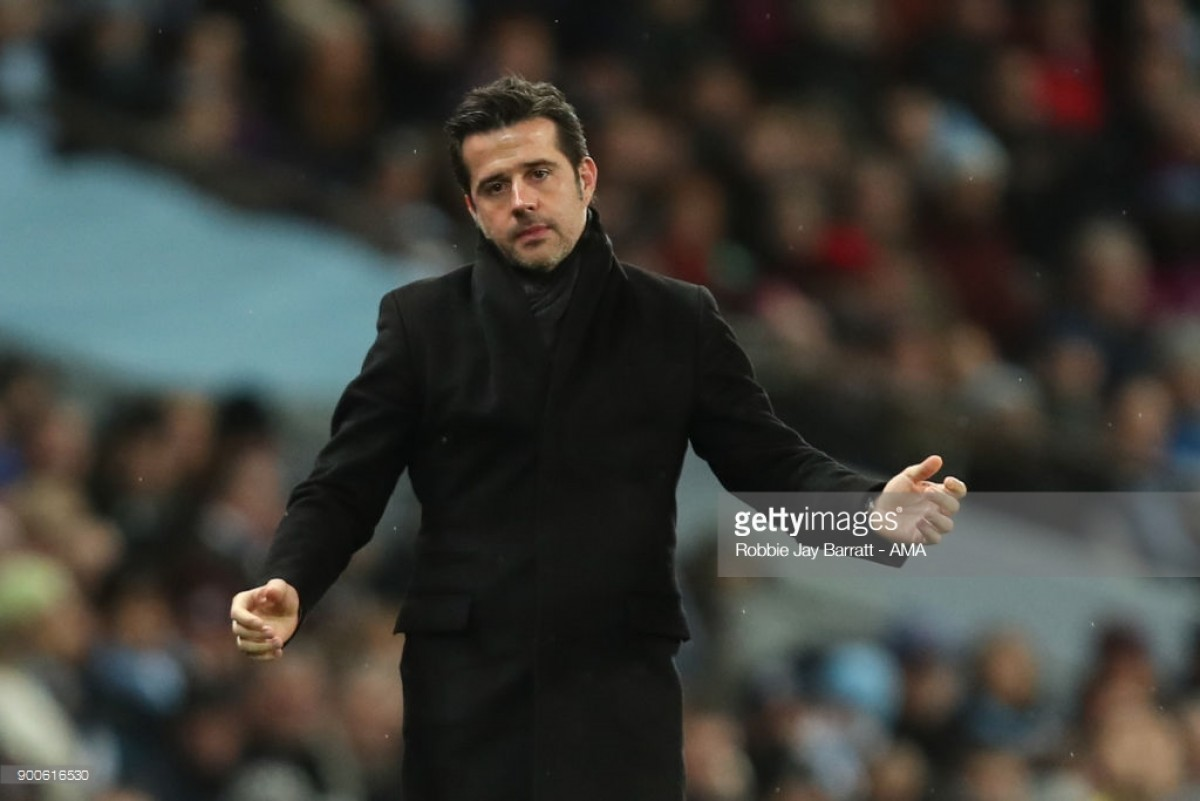 Everton, Watford and the pursuit of Marco Silva
