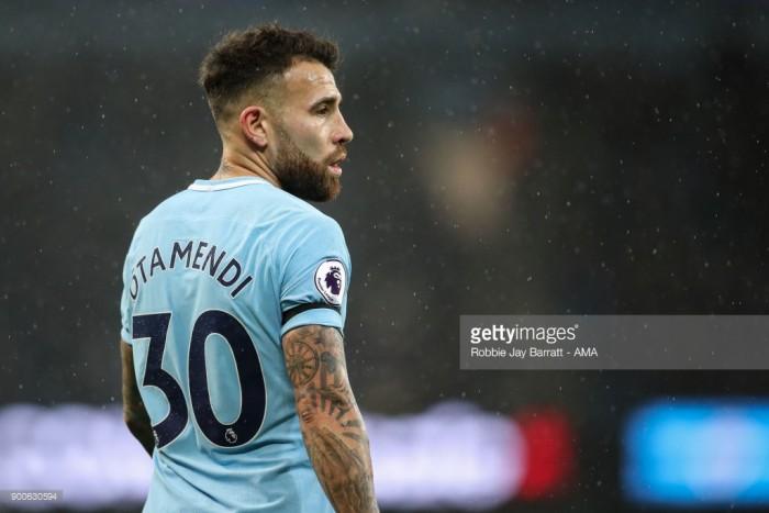 Nicolás Otamendi commits his future to Manchester City until 2022