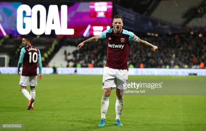 West Ham winger Marko Arnautovic eager to show his worth