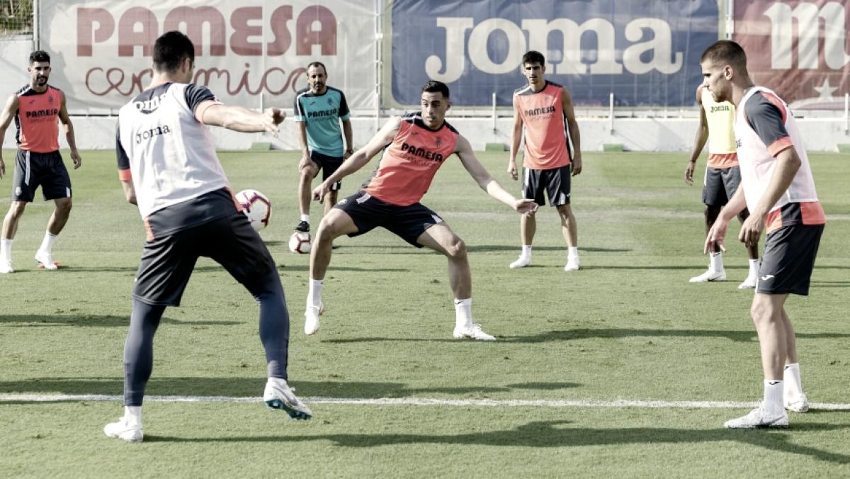 El Villarreal comienza la pretemporada