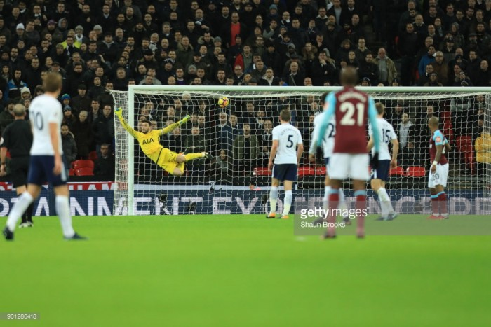 Hammers, Spurs end in 1-1 Wembley draw
