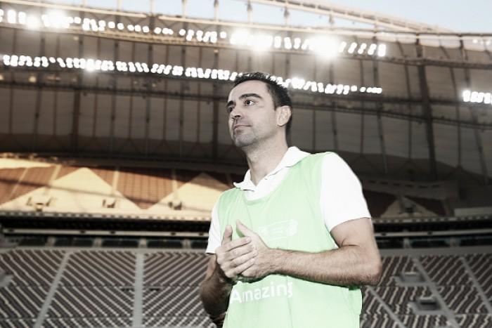 """Xavi analisa futebol atual e critica técnicos reativos: """"Existem mais Simeones do que Guardiolas"""""""