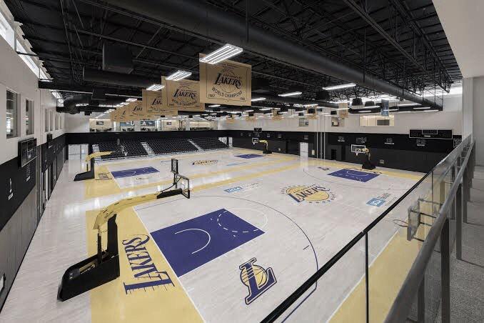 NBA shuts down all team training facilities