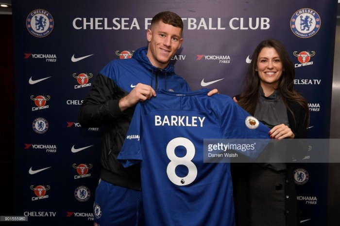 Barkley, Jones and Walsh depart as Everton begin January transfer business