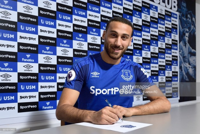 Everton complete signing of Cenk Tosun from Besiktas