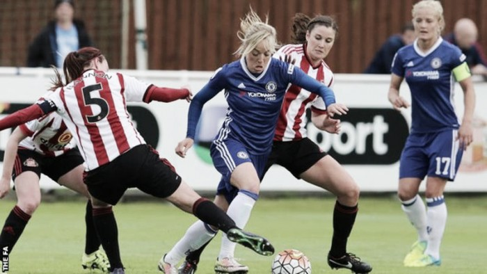 WSL 1 Week 6 Round-Up: Chelsea close in on Man City, Sunderland face a thrashing and much more