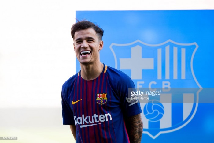 The multi-million dollar question - who should Liverpool buy to replace Coutinho?