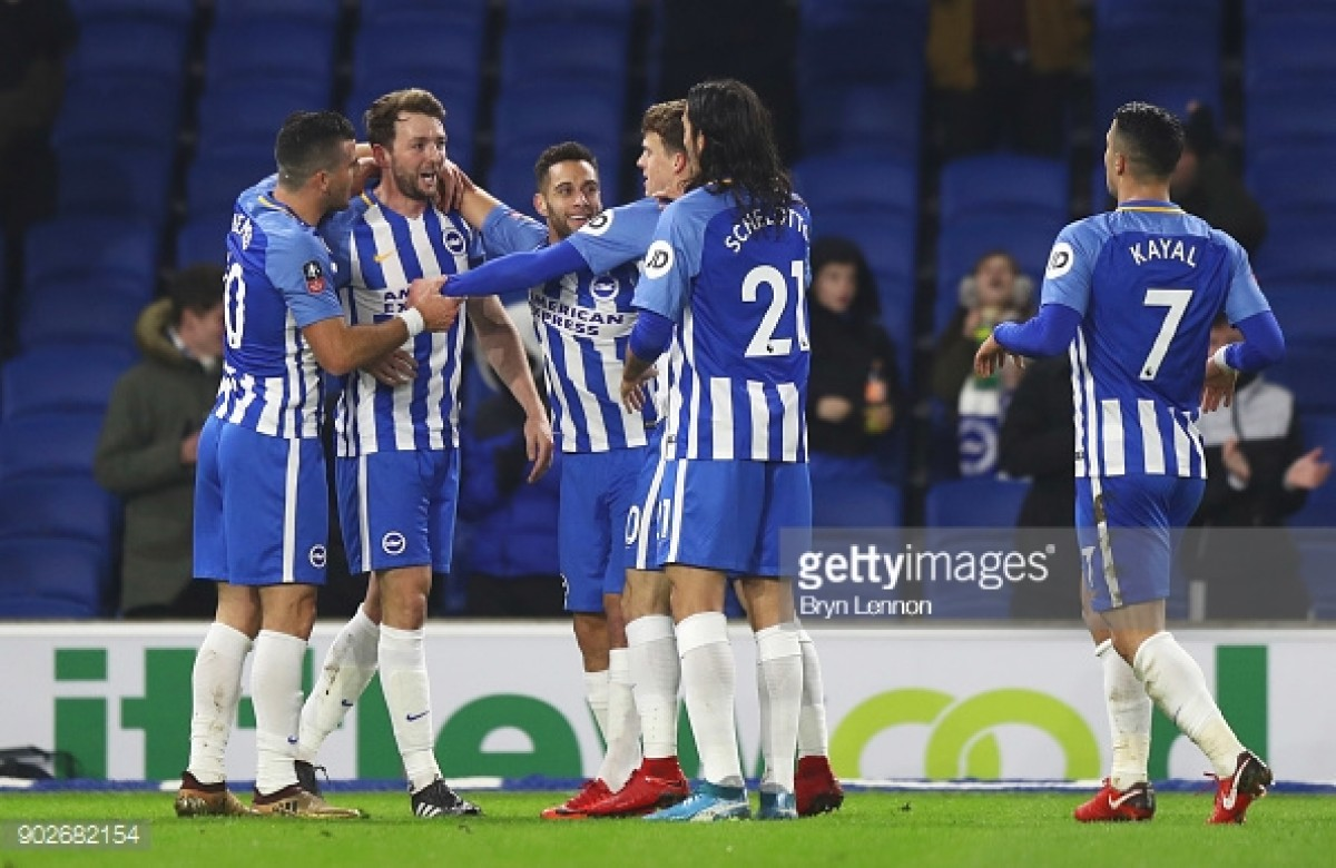 Crystal Palace vs Brighton & Hove Albion Preview: Seagulls travel to SelhurstPark looking to seal safety