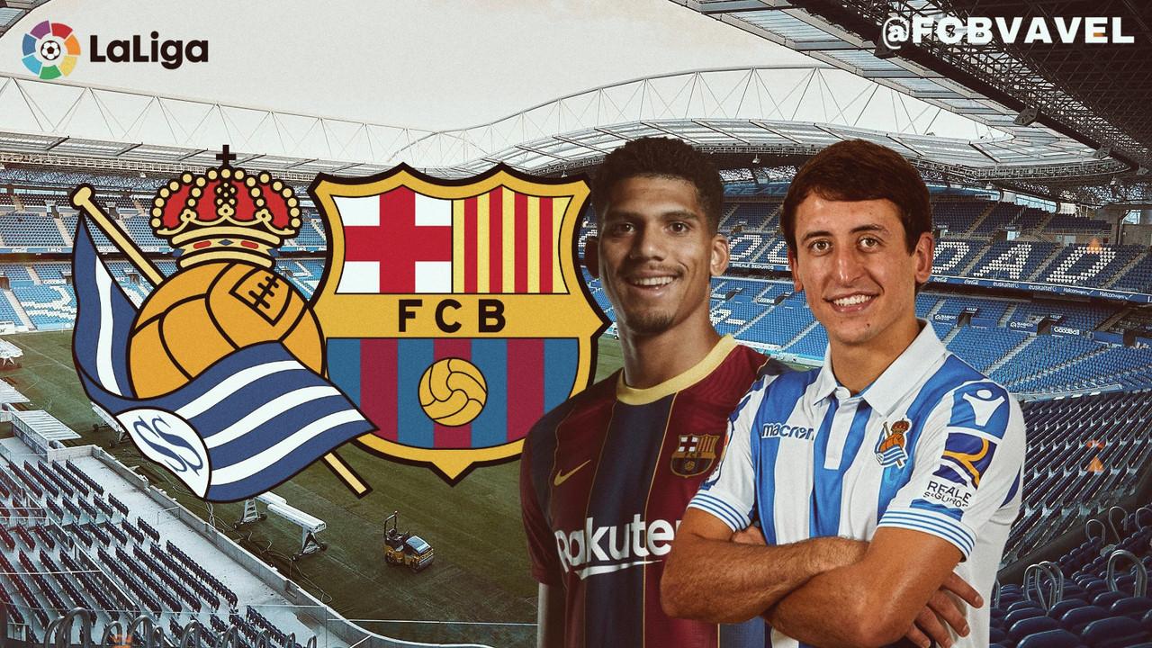 Previa FC Barcelona-Real Sociedad: duelo de necesidades en el Reale