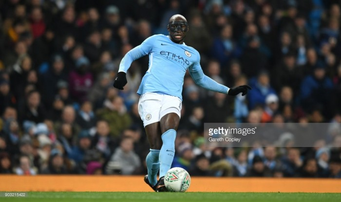 Everton complete Deadline Day loan signing of City defender Eliaquim Mangala, subject to clearance