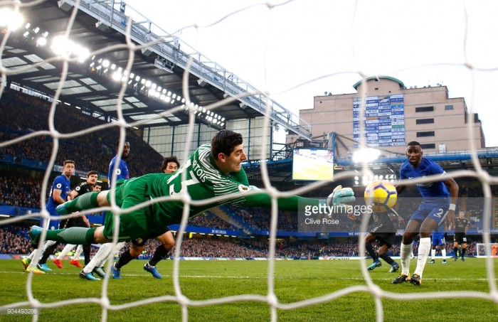 Chelsea 0-0 Leicester City: Chances squandered in stalemate at the Bridge