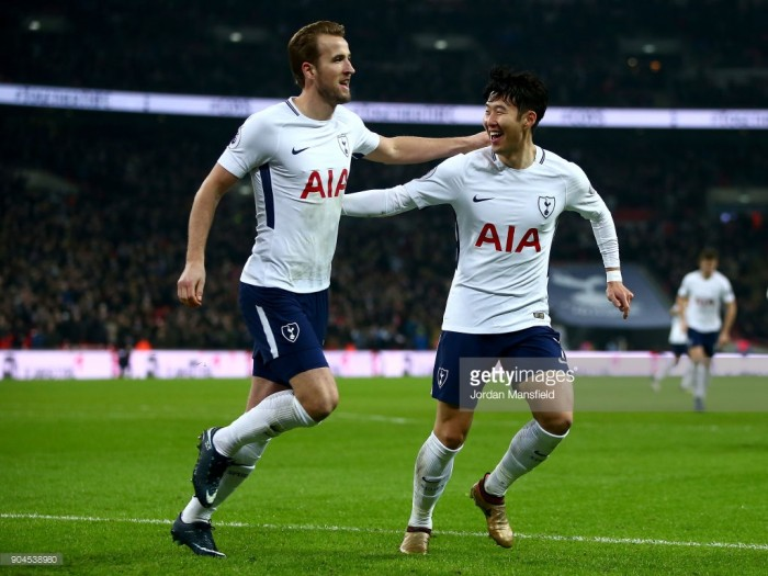 Tottenham Hotspur 4-0 Everton: Kane breaks club record as Lilywhites thump Toffees