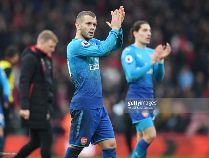 Report: New Arsenal contract on the table for Jack Wilshere