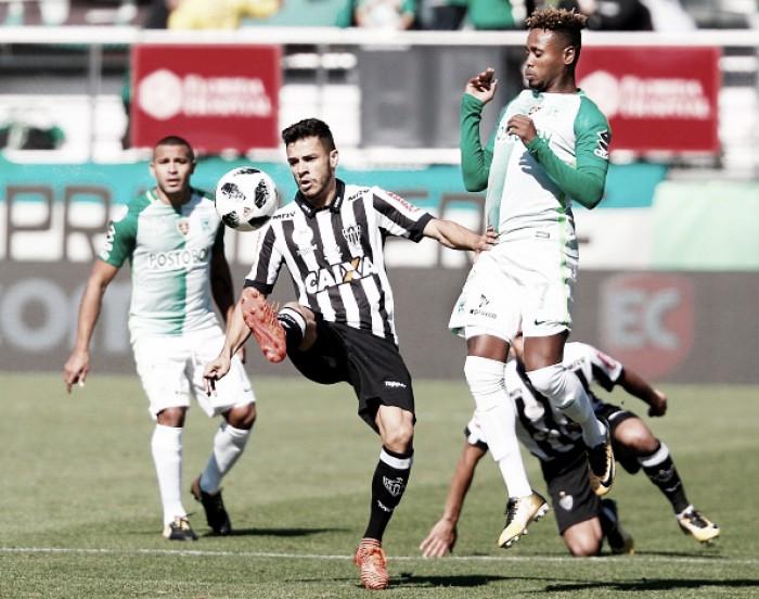 Atlético-MG libera meia Thalis por empréstimo para equipe paulista