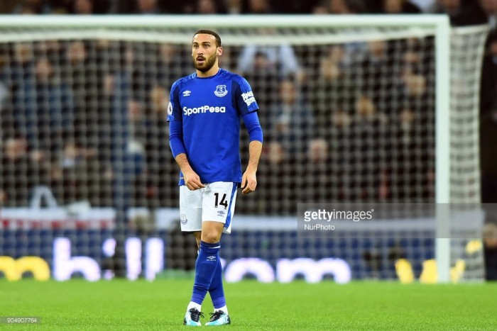 Cenk Tosun not concerned by Everton price tag